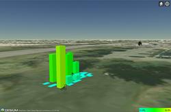 NevadaNano MPS Detector on the Autonomous Aerial Vehicle