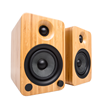 Kanto Adds Bamboo Cabinets to Their Selection of Powered Speakers