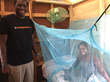 Felipe Lopez Fights Malaria in the Dominican Republic with Nothing But Nets