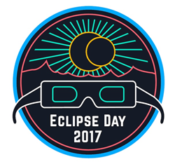 Badgr Solar Eclipse Badge