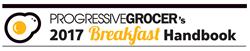 Progressive Grocer Breakfast Handbook logo