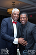 Dr. J & Chris Tucker at the 2016 Julius Erving Golf Classic Black Tie Ball