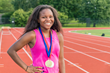 MHS Sophomore Earns Gold at National AAU Junior Olympic Games