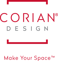 Corian® Design – Make Your Space™ logo