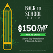 All Year Cooling Announces Their Back to School Savings Coupon