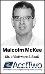 Malcolm McKee - AcctTwo Director of Software and SaaS