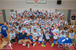 The 2016 Julius Erving Youth Basketball Clinic