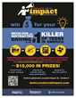 """$15,000 Awarded to Students in National """"Create Real Impact"""" Teen Safe Driving Campaign"""
