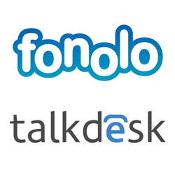 Fonolo's cloud-based call-backs are now available through Talkdesk