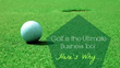 SMALL BUSINESS SUMMIT: Growth Coach of Greater Baltimore Launches Nine Hole Golf and Networking Event