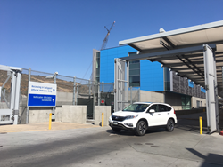 Port Runner Suppression System in effect at the San Ysidro Port of Entry