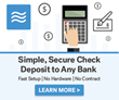Earth Class Mail Reinvents Business Check Deposits with CheckStream