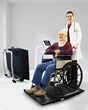 Alliance Scale, Inc. Introduces Portable Wheelchair Scale With a Built-in Ramp That Folds for Easy Storage