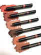 Nudestix Pencil Swatches Custom Palette