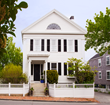 Fisher Real Estate Exclusively Lists Historic Downtown Home, c. 1835 in Nantucket, MA