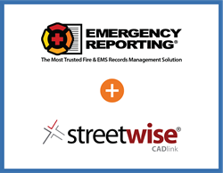 Emergency Reporting, fire and EMS software, StreetWise, CADlink