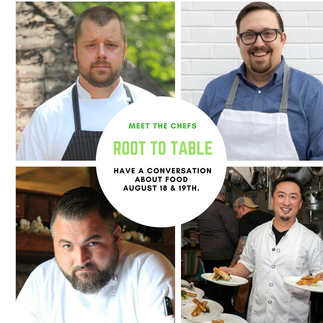 Taste Of Blue Ridge Kicks Off Root To Table Culinary