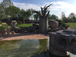 Ready for Lisa & Ze Maria: Filling the hippo pool was no problem. The foundation and curved, natural forms of the Malawi Beach habitat are waterproofed with PENETRON ADMIX.