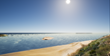 WellVR Beach Setting