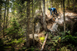 Monster Energy's Sam Hill Takes Second Place at Crankworx Enduro World Series in  Whistler, Canada