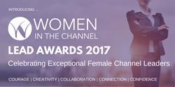 WiC LEAD Awards 2017