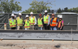 "Gilbane Building Company Celebrates ""Topping-Off"" at West Valley College Kvamme Planetarium"