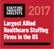 Favorite Staffing Ranks Among Largest Allied Healthcare Staffing Firms
