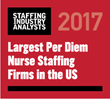 Favorite Staffing Ranks Among Largest Per Diem Nursing Staffing Firms