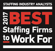 SIA Awards Favorite Staffing 2017 Best Staffing Firms to Work For