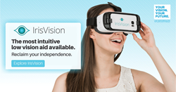 Low Vision Technology for Macular Degeneration