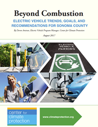 New report: Beyond Combustion: 138,000 electric cars coming to Sonoma County