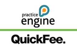 Practice Engine integrates with QuickFee