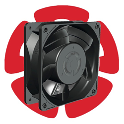 cooling fans, electronics cooling, cabinet cooling, refrigeration