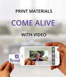 REVEALiO makes your brand or product COME ALIVE with virtual content