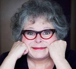 Comedian Susan Rice