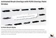 FCPX Overlay Paint Strokes - Pixel Effects - Pixel Film Studios Plugins