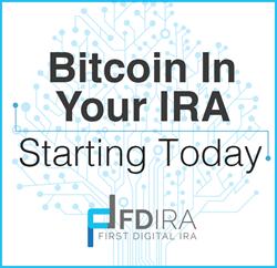 bitcoin ira first digital ira fdira