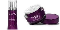 Prache Antiaging Cream and Prache Antiaging Serum from Rollon Skin Care