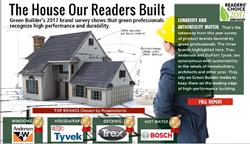 Green Builder Media's House Our Readers Built