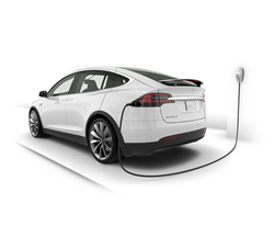 Stone Terrace Bed & Breakfast Deploys First Telsa Destination Charging Station in Evanston
