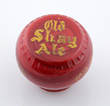 Old Shay Ale Newman Glass Tap Knob, estimated at $400-600.