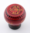 Old Dobbin Ale Newman Tap Knob, estimated at $500-800.