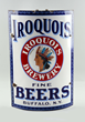 Iroquois Brewery Beer Porcelain Corner Sign, estimated at $10,000-20,000.