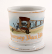Airplane Occupational Shaving Mug, estimated at $1,500-4,000.