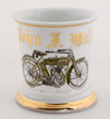 Harley Davidson Occupational Shaving Mug, estimated at $1,500-3,000.