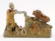 J. & E. Stevens Lion Hunter Mechanical Bank, estimated at $8,000-12,000.