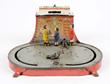 Kyser & Rex Roller Skating Mechanical Bank, estimated at $25,000-35,000.