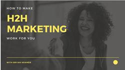 Magnificent Marketing, marketing, content marketing, h2h marketing, b2b marketing, Austin, content marketing agency, Bryan Kramer, human-to-human marketing