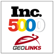 GeoLinks Earns its Place on Inc. Magazine's 36th Annual List of America's Fastest Growing Private Companies