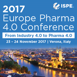 ISPE 2017 Europe Pharma 4.0 Conference
